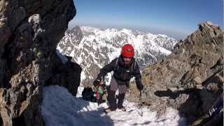 TATRY WYSOKIE / HIGH TATRA - Maj 2012 Go Pro HD Hero 2