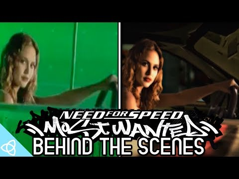 Behind The Scenes - Need For Speed: Most Wanted [Making Of]