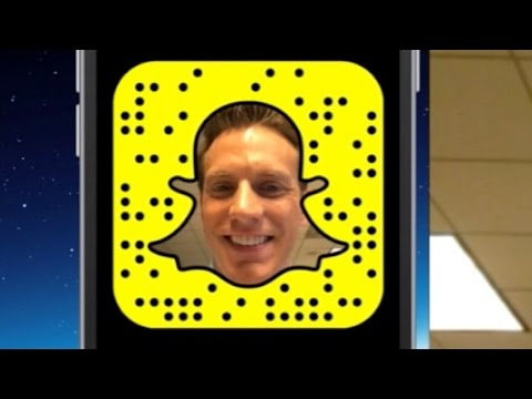 Snapcode Selfies - How To Add One To Yours