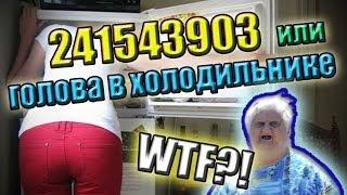 241543903 или голова в холодильнике. WTF?!