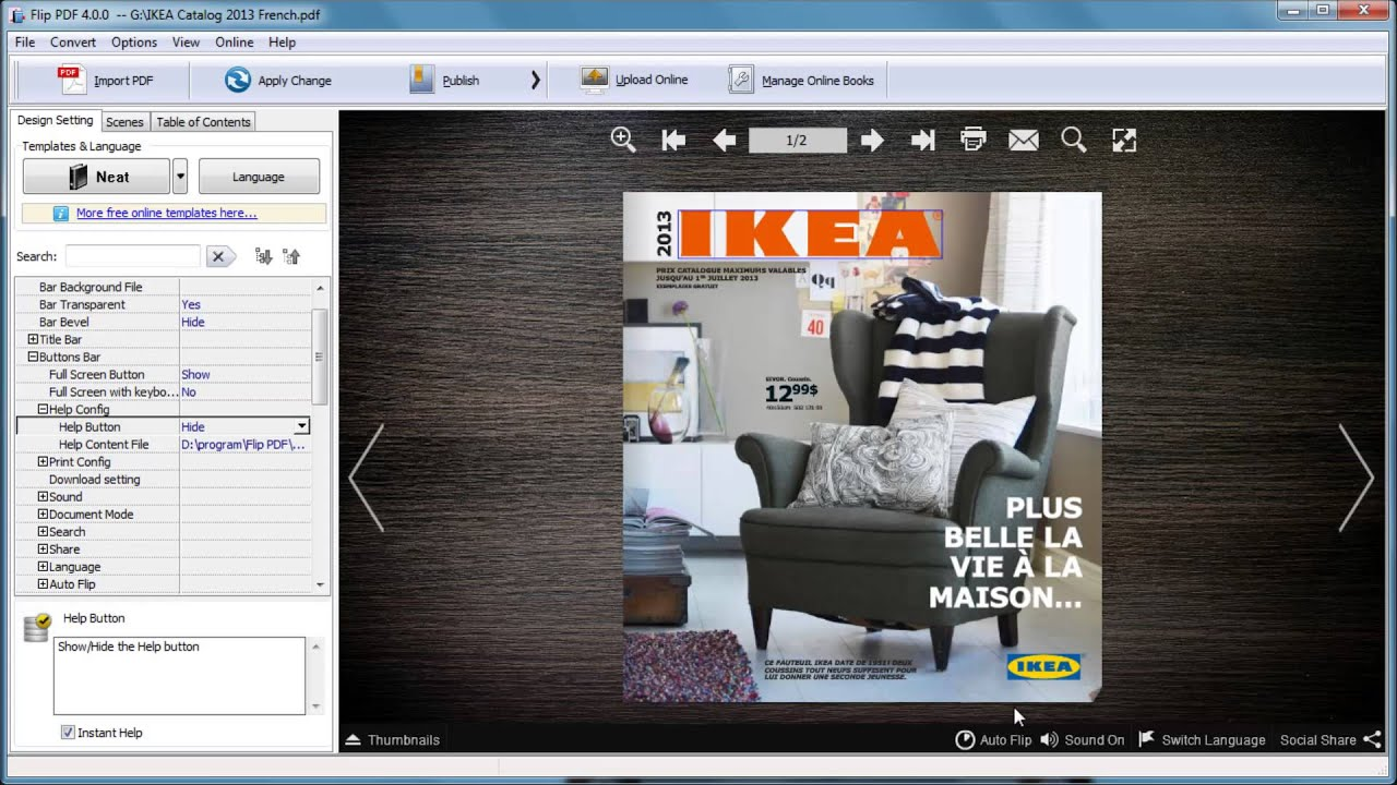 A pdf flipbook maker extremely helpful flipbook software for Create a program online