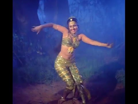 Nagin (1976) - Tere Sang Pyar Main Nahin Todna - Snake Song - Lata Mangeshkar