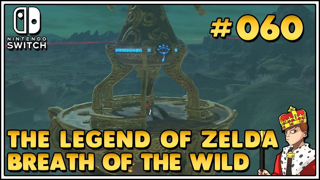 Lets Play The Legend Of Zelda Breath Of The Wild Karte Aufdecken 060 Switchdeutsch100