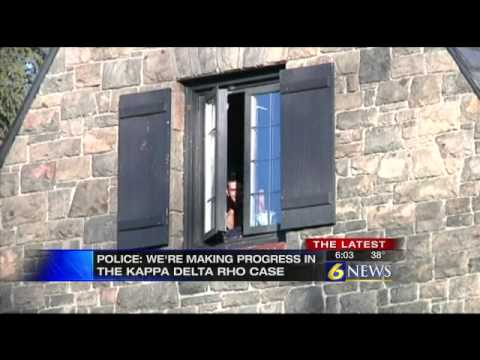 Police make progress in Penn State fraternity