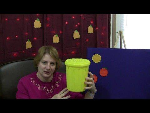 Circle Time Activity - Mystery Bucket