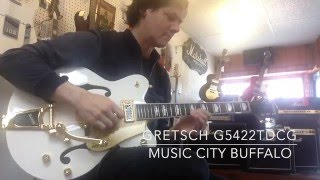 gretsch g5422tdcg electromatic hollow body product demo