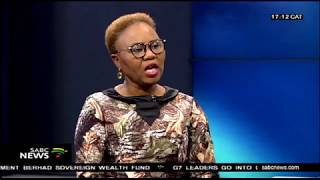 Minister Lindiwe Zulu on SA's election to serve at the UN