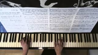 SUN/星野源 - piano cover
