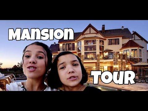 MEGA MANSION TOUR