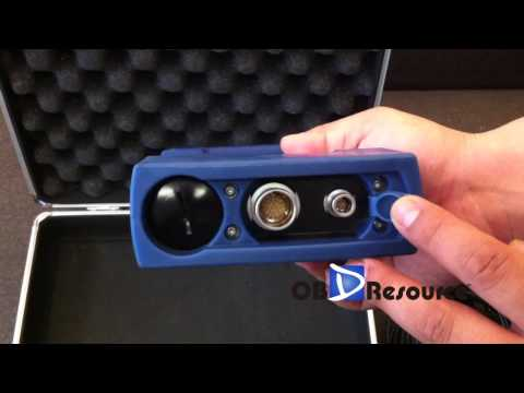 DAF Truck Diagnostic Tool Demo Video By OBDResource