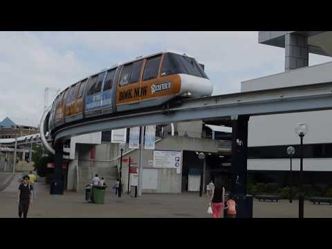Sydney Monorail Closing