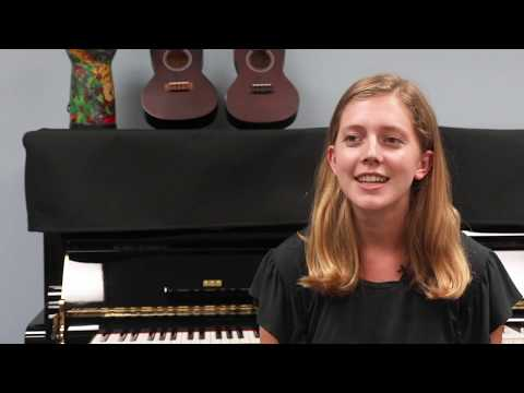 Making a Difference with Music: Music Therapy Undergraduate Program