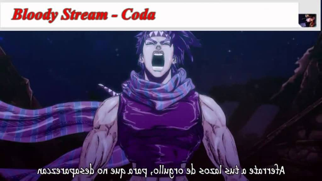 Jojo S Bizarre Adventure Opening 2 Full Youtube