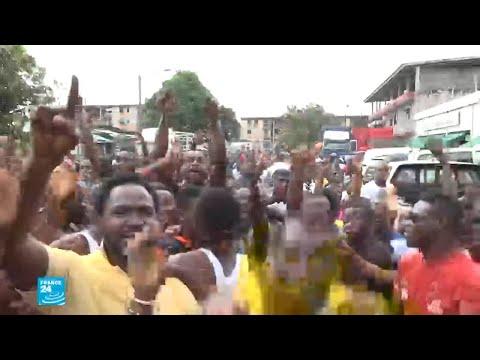 أنصار رئيس ساحل العاج السابق لوران غباغبو يحتفلون بحكم براءته  - نشر قبل 4 ساعة