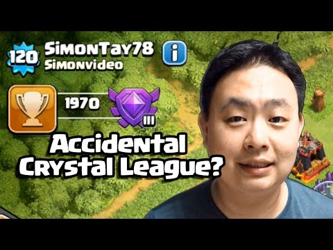 Accidental Crystal League & Clash Con - Clash of Clans 153