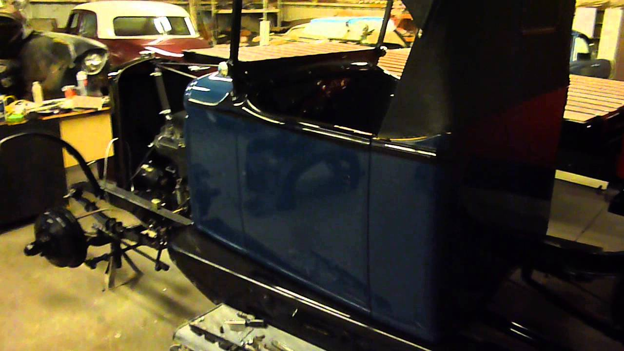 1930 Chevy roadster delivery pickup truck - YouTube