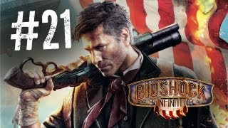 Bioshock Infinite Walkthrough Part 21 - She Back (PC/PS3/Xbox)
