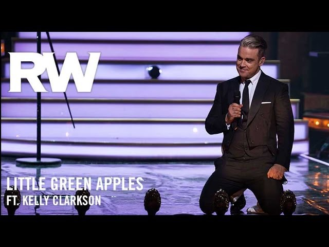 Robbie Williams ft. Kelly Clarkson | 'Little Green Apples' | Swings Both Ways Official Track