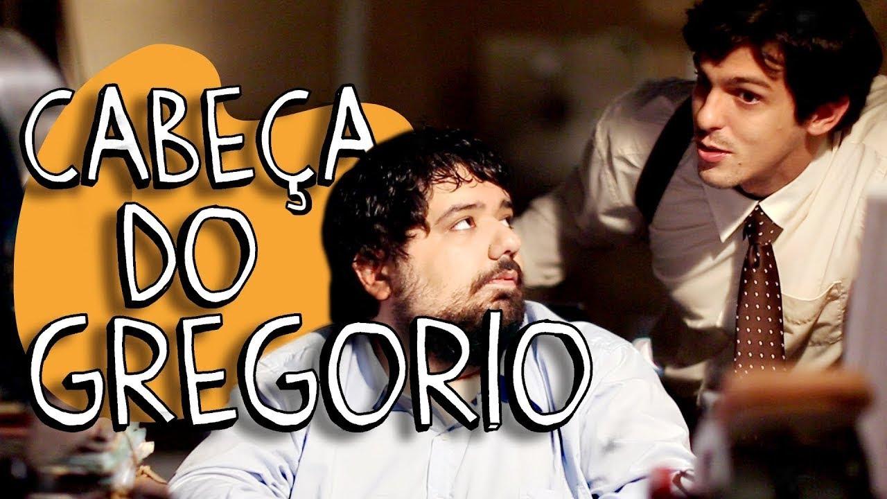 CABEÇA DO GREGORIO
