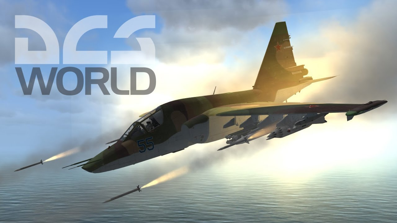 DCS World Combat Simulator Review for PC | HubPages