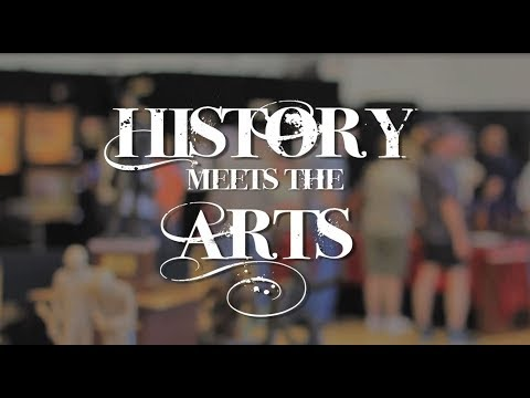 Documentary of 20th annual History Meets the Arts show in Gettysburg, PA