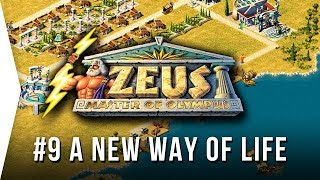 Zeus ► Mission 9 A New Way of Life - [1080p Widescreen] - Master of Olympus City-building!