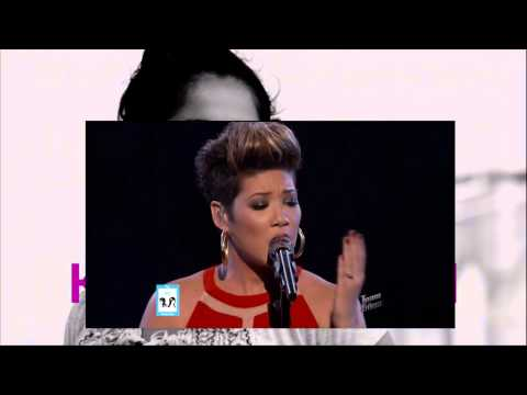 Tessanne Chin 4th Performance on The Voice LIVE 12 16 13