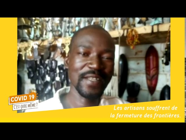 C19CQM - Reporters citoyens - Les artisans du Burkina Faso