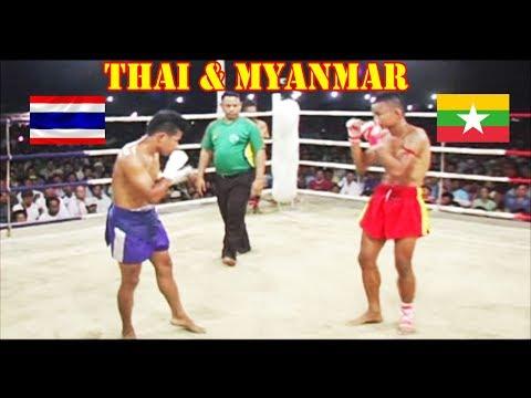 ကရင္ၿပည္နယ္ လက္ေဝွ႔ 19 - Myanmar & Thai [official stage]