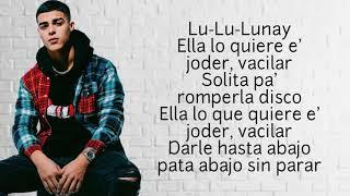 Lunay, Chris Jedal Y Gaby Music - Soltera