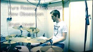 Pure Reason Revolution - New Obsession drum cover