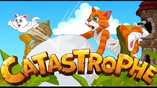 Catastrophe - Angry Tom Cat