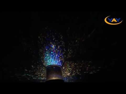 Нощна лампа-Планетариум Master Star - Yay.bg