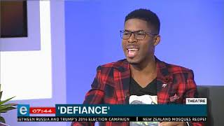 Defiance the play about Julius Malema thumbnail