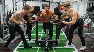 Wer ist stärker?   Die Gym Challenge