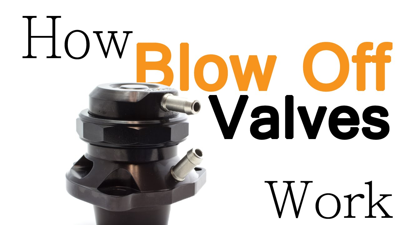 Blow-Off Valve Upgrade for 1 8t and 2 0t (Black)