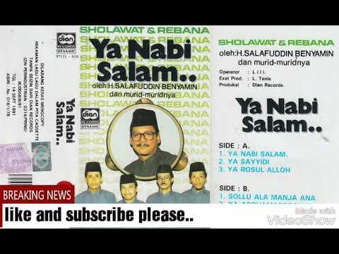 Sholawat Rebana H Salafudin Ya Rosulalloh Paling Syahdu