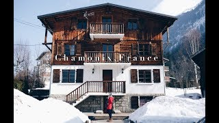 CHAMONIX, FRANCE TRAVEL VLOG - KEN'S HAPPY PLACE