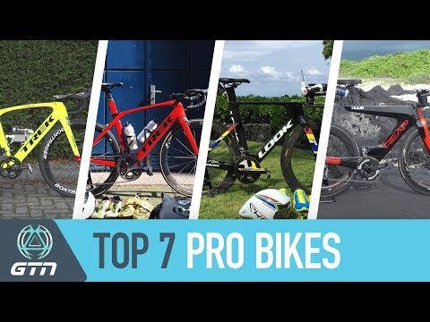 The Best Triathlon Pro Bikes Of 2017