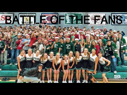 Battle of the Fans - Payson High School 2017