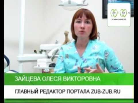 Доктора Зайцева. Болит зуб под коронкой, снимать ли её?