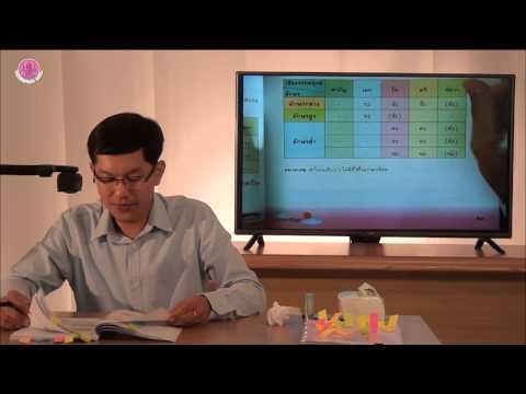 วิชา ภาษาไทย ภาษาพาที ป 3 part 4