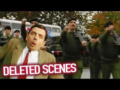 ARMY Bean | RARE UNSEEN Clips | Mr Bean Official