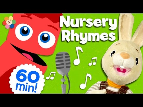 ABC song, Finger family song and many more | Nursery Rhymes compilation | BabyFirst TV