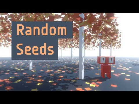 Setting A Random Seed In Unity3d : Procedural Generation (C# Game Development Programming Tutorial) thumbnail