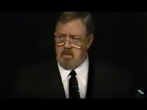 Raymond Burr and Anthony Kennedy Salute Gordon Schaber, 1992