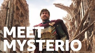 Meet Mysterio: The Spider-Man Villain Played By Jake Gyllenhaal in 'Homecoming' Sequel