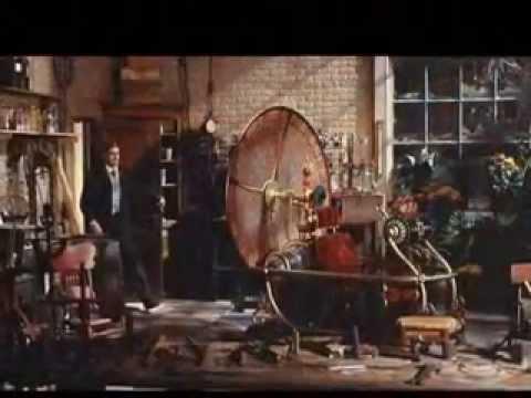 La máquina del tiempo 1960 - ( Clip ) - Rod Taylor. - YouTube