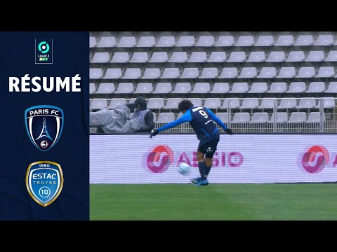 Paris FC Troyes Goals And Highlights