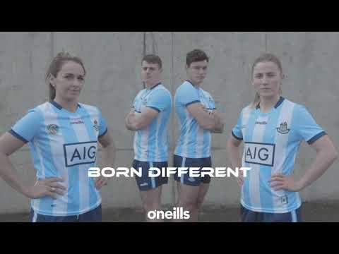 The new Dublin GAA alternate jersey is here!